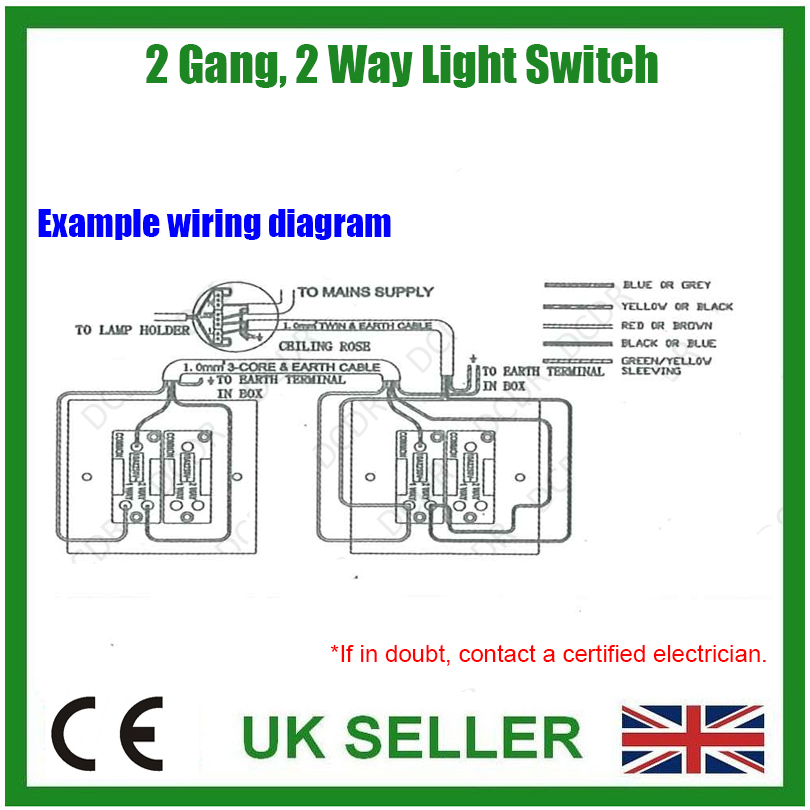 3 Gang 2 Way Light Switch Wiring Diagram Uk from www.fncomputers.com