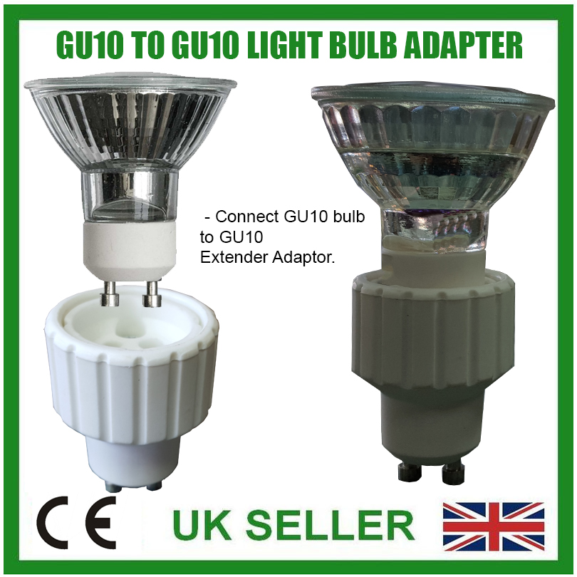 how to change recessed gu10 light bulb